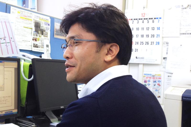 株式会社塗装のミドリヤ代表 成田忠弘