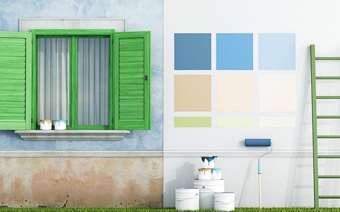 塗料やカラーでだいぶ違う?汚れにくい素材をご紹介