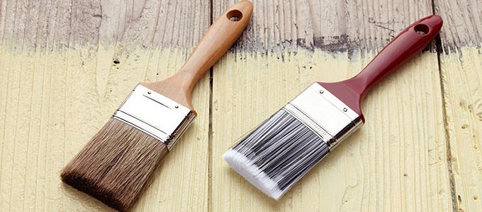 刷毛・ローラー・スプレーによる塗装工法の違い