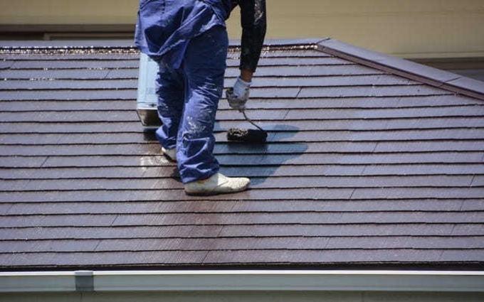屋根や外壁で使えるウレタン系塗料