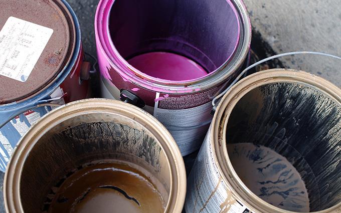 シリコン塗装とは?塗料の特徴を徹底解明