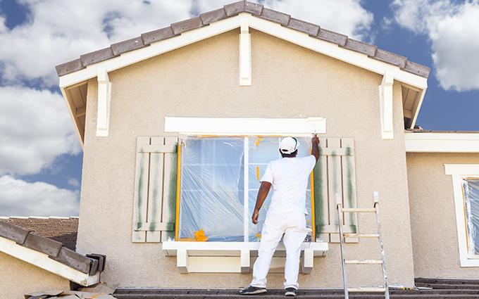 外壁塗装って必要?どんなメリットがあるの?