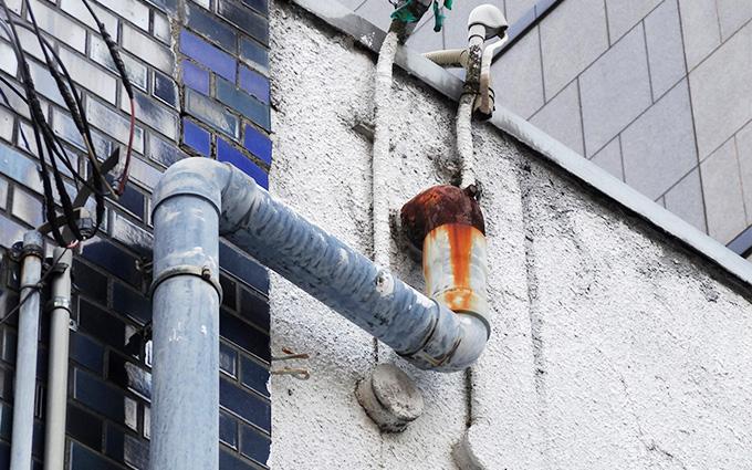 住宅の壁にできるサビを防ぐためには?