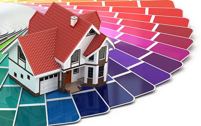 色の心理効果を生かした外壁塗装の色選びとは?