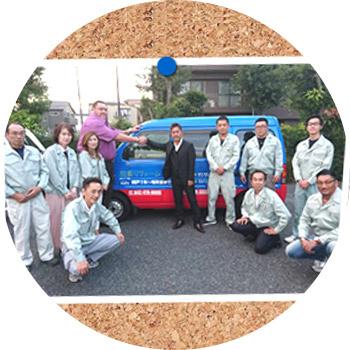 東久留米市で屋根・外壁塗装、星3つで口コミもある優良業者!(No.205)の写真