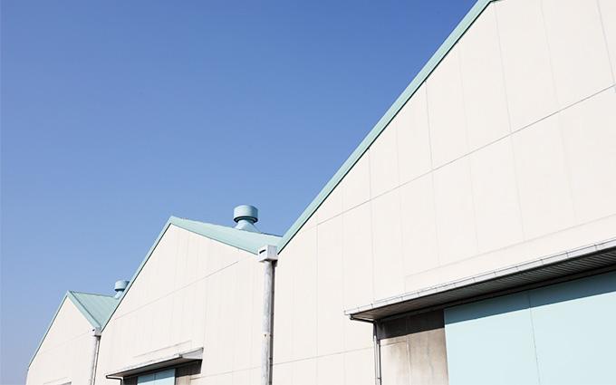 工場・倉庫の外壁塗装がもたらす3つのメリット