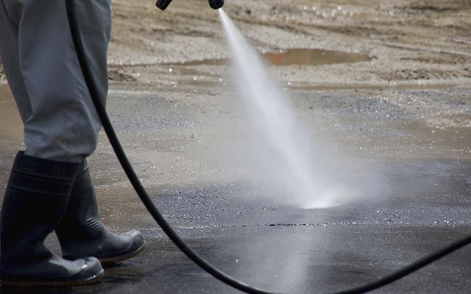 忘れないでほしい。雨漏り修理では「散水調査」が絶対に必要です!