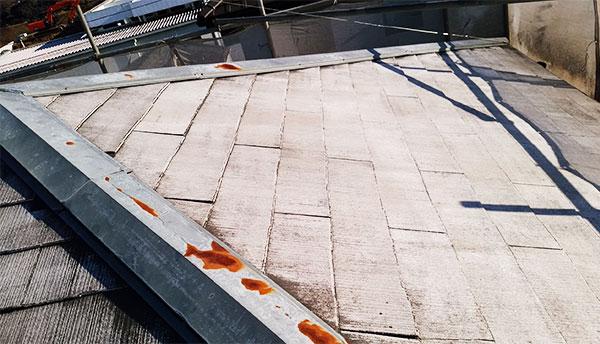 洗浄後屋根3
