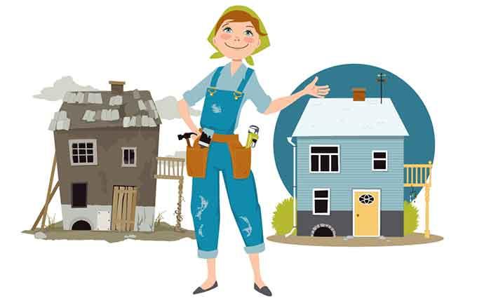 あなたのお家を守るため、メンテナンスの優先順位を知ろう。