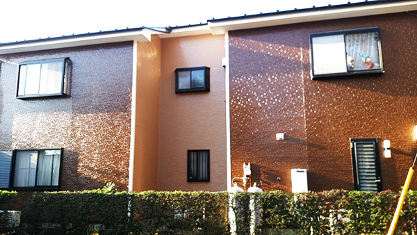 柏市 – 築20年2階戸建てのサイディング外壁塗装・屋根塗装【No.210】