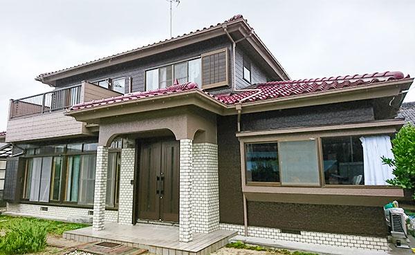 野田市 – 外壁・防水塗装【No.219】