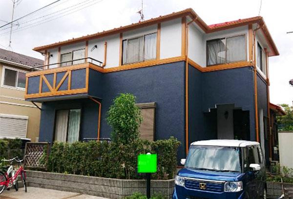 松戸市 – 外壁・屋根・防水塗装【No.222】