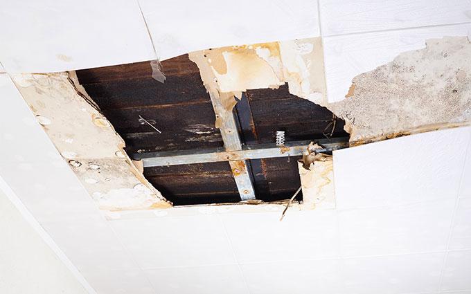 アパートの雨漏り修理費用を火災保険で抑えられる?適用条件と申請方法