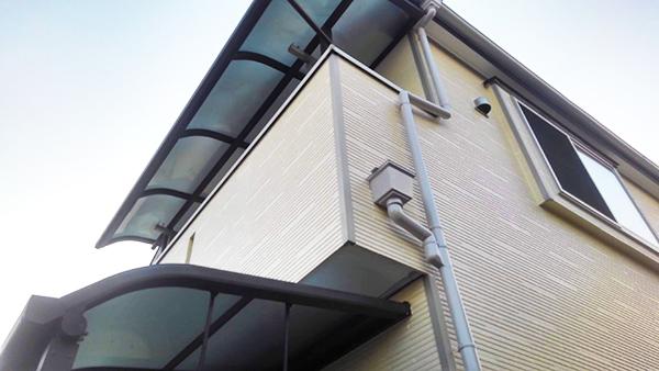 生駒郡 – 築11年延べ床面積103平米2階戸建てのサイディング外壁・スレート屋根塗装工事【No.228】