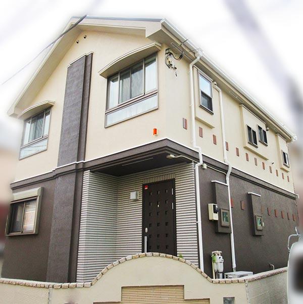 横浜市 – 外壁・屋根塗装【No.243】
