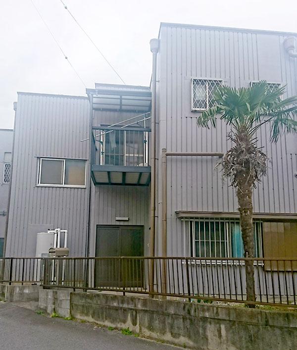 刈谷市 -築約40年2階戸建てモルタル外壁・屋根塗装【No.257】