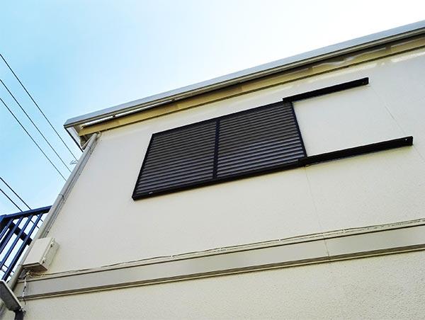 港区 -築31年2階建てアパート2回目の外壁・屋根塗装工事【No.260】