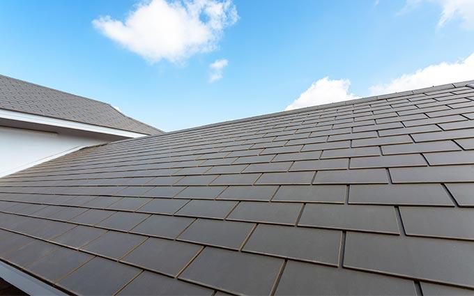 塗装 屋根 セメント瓦の屋根塗装(塗り替え)