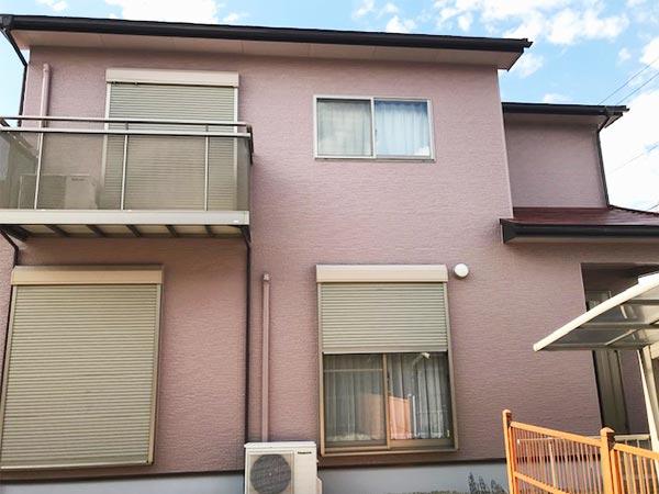 鈴鹿市 -築14年96.88平米2階戸建て初めての屋根・外壁塗装工事【No.283】