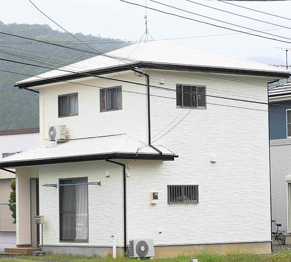 佐野市 -築15年建坪20坪2階戸建て初めてのサイディング外壁・スレート屋根塗装工事【No.290】
